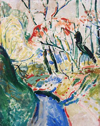 Spring | Alfred Henry Maurer | oil painting