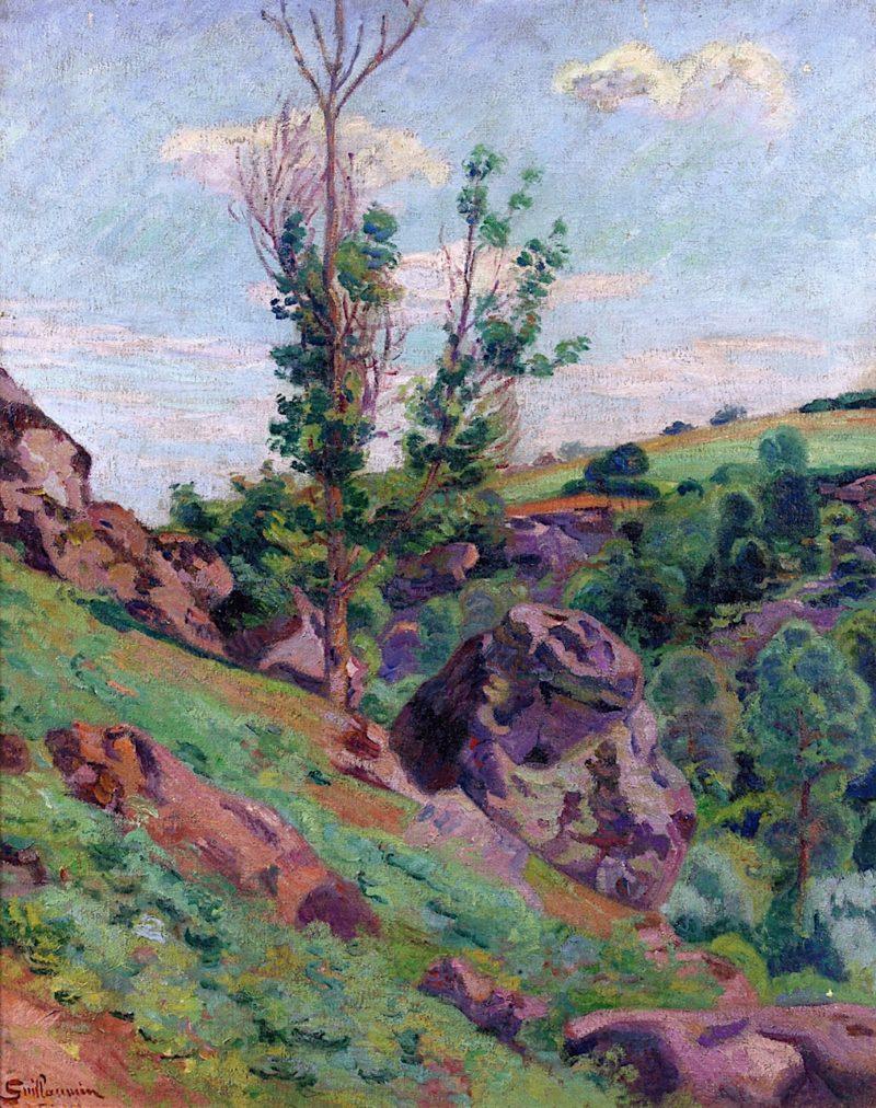 Boigneville - les - Carmeaux | Armand Guillaumin | oil painting