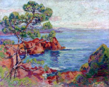 Le Trayas | Armand Guillaumin | oil painting