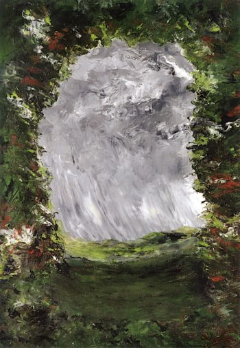 Inferno | August Strindberg | oil painting