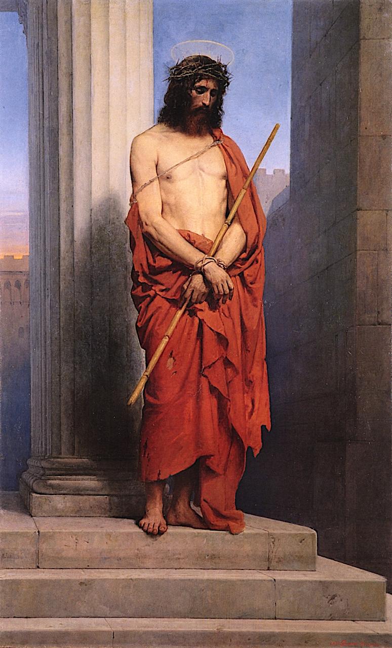 Ecce Homo | Francesco Paolo Hayez | oil painting
