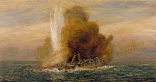Loss of HMS Pathfinder