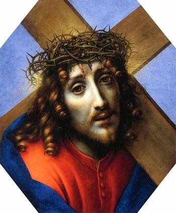 Christ Carrying the Cross | Carlo Dolci | oil painting