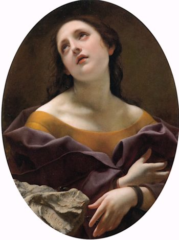 Patience | Carlo Dolci | oil painting