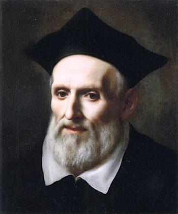 Saint Philip Neri | Carlo Dolci | oil painting