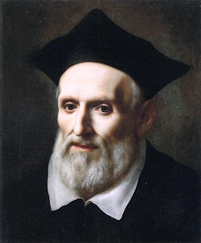 Saint Philip Neri   Carlo Dolci   oil painting