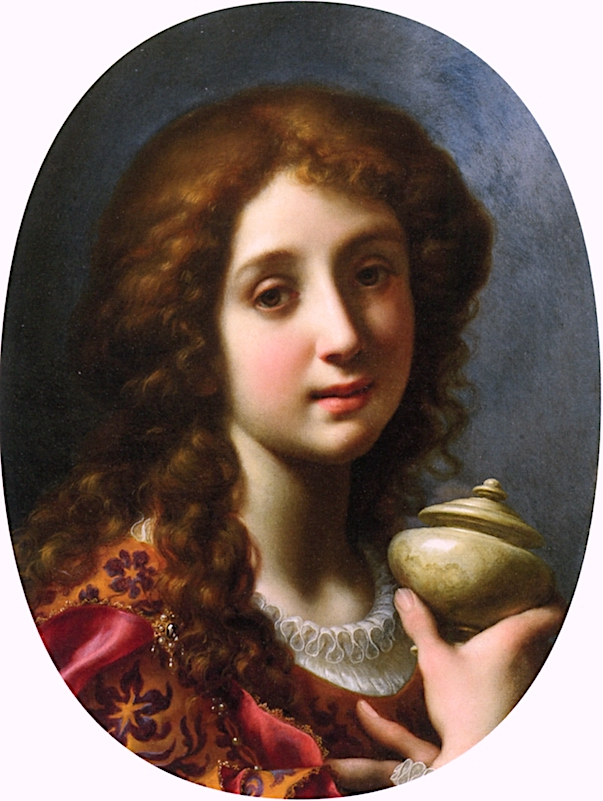Mary Magdalene | Carlo Dolci | oil painting