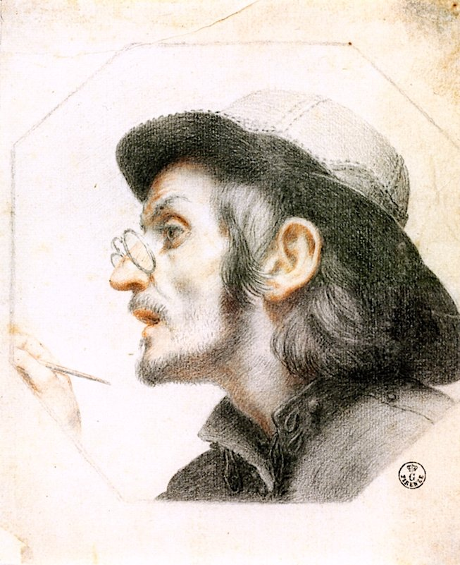 Self - Portrait | Carlo Dolci | oil painting