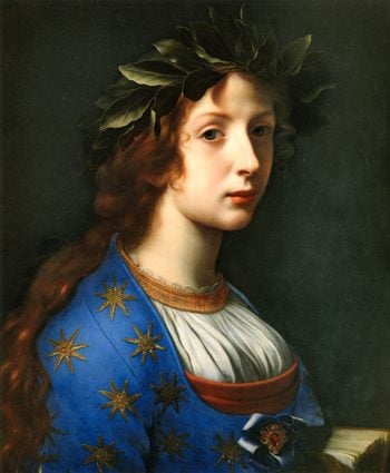 Poetry | Carlo Dolci | oil painting