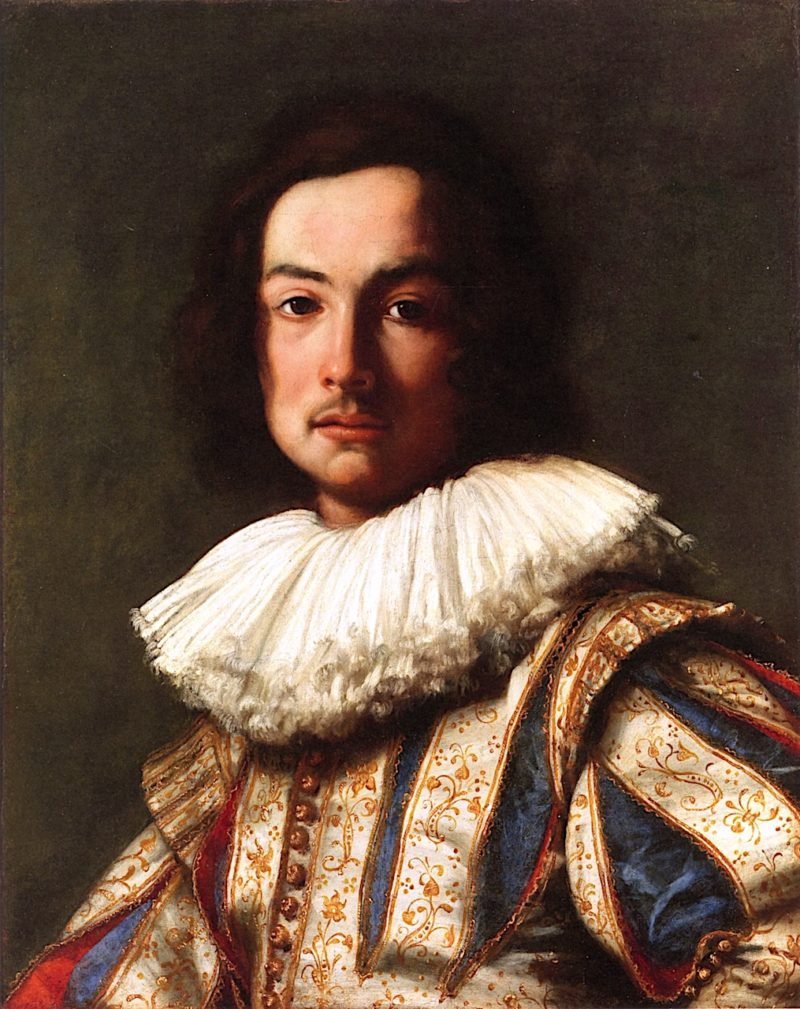 Portrait of a Young Man | Carlo Dolci | oil painting