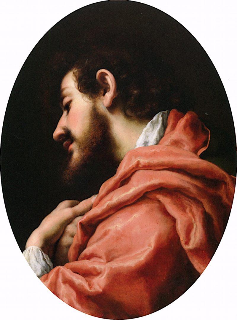 Saint Julian | Carlo Dolci | oil painting
