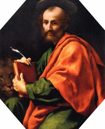 Saint Mark | Carlo Dolci | oil painting