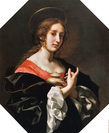 Saint Mary Magdalene | Carlo Dolci | oil painting