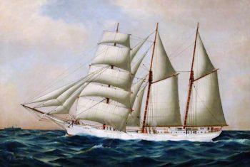 Guernsey Barque Lizzie
