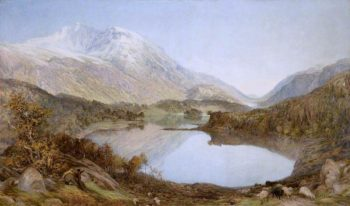 Thirlmere | Henry Clarence Whaite | oil painting