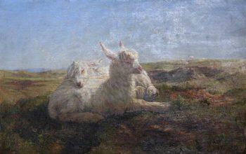 Kids | Charles Poingdestre | oil painting