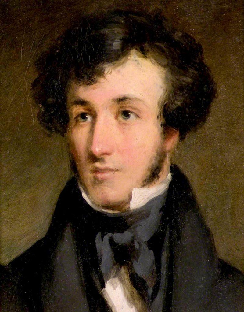 Sir John Steell   Robert Scott Lauder   oil painting