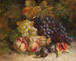 Still Life – Fruit | William Hughes | oil painting