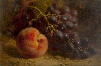 Still Life of Fruit | William Hughes | oil painting