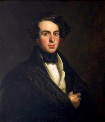 Carolus Graham of Airth | Robert McInnes | oil painting