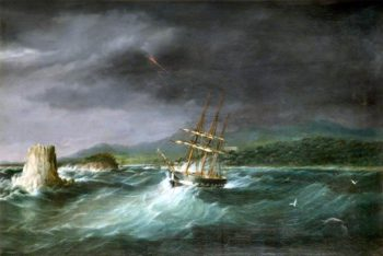Maia | Joseph Heard | oil painting