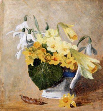 Spring Flowers | Daniel Alexander Williamson | oil painting