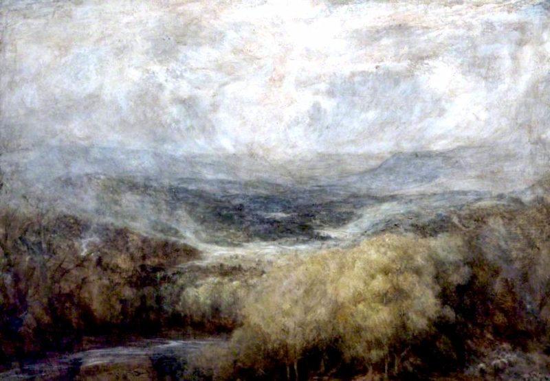 Wensleydale | Daniel Alexander Williamson | oil painting