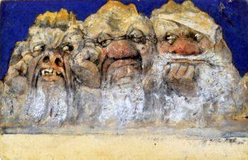 The Three Mürtschens -  Evil