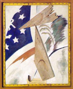 Portrait of Ralph Dusenberry   Arthur Dove   oil painting