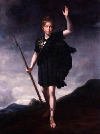 William Henry West Betty | John Opie | oil painting