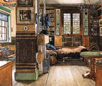Sir Lawrence Alma - Tademas Study in Townshend House
