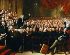 The Anti - Slavery Society Convention