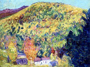 Summer | Marsden Hartley | oil painting