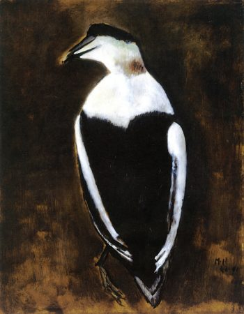Black Duck | Marsden Hartley | oil painting