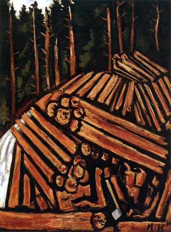 Abundance | Marsden Hartley | oil painting