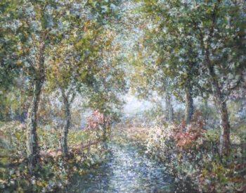 Landscape | John Falconer Slater | oil painting