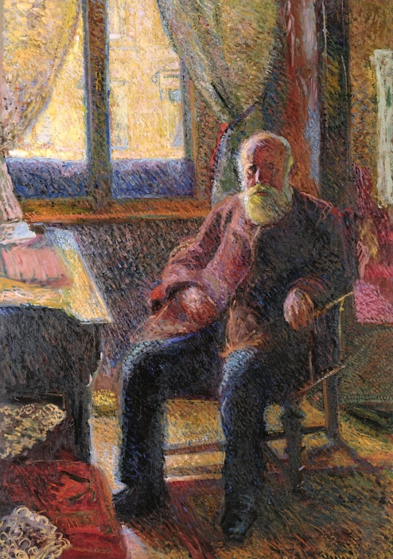 Portrait of the Artists Father