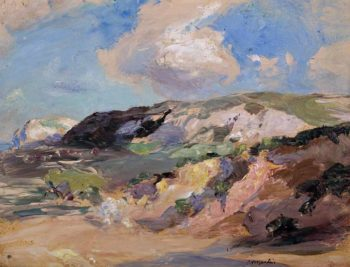 Landscape | Charles Hodge Mackie | oil painting