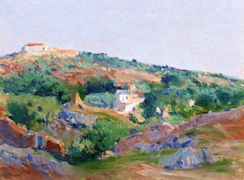Toledo | Aureliano de Beruete y Moret | oil painting