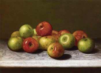 Apples | Charles Ethan Porter | oil painting