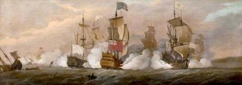 The Battle of Barfleur