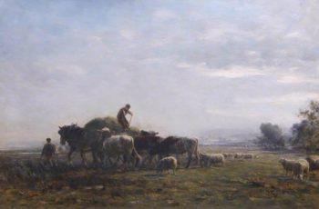 Autumn Pastoral | William Darling McKay | oil painting
