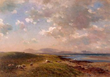 Summer at Kilspindie | William Darling McKay | oil painting