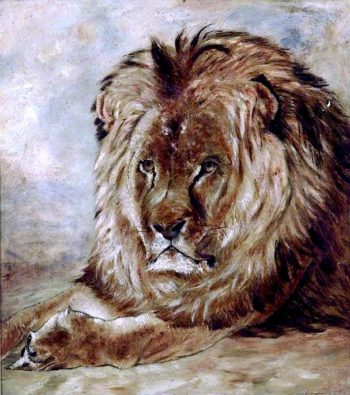 Leo the Favourite | William Huggins | oil painting