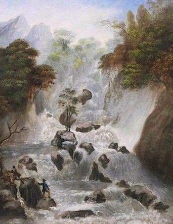 Lowdore | Thomas Allom | oil painting