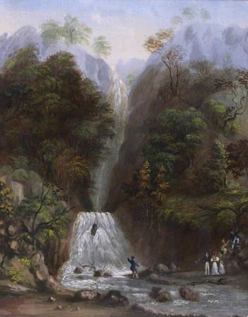 Scale Force | Thomas Allom | oil painting