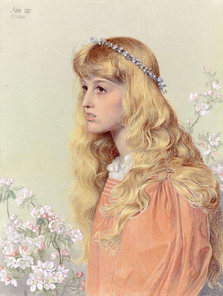 Portrait of Adele Donaldson