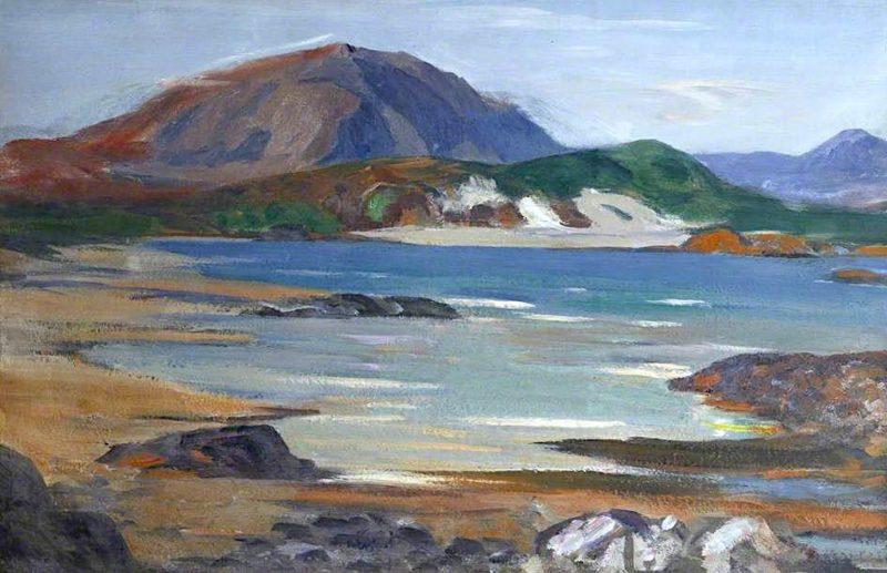 Morar | William York MacGregor | oil painting