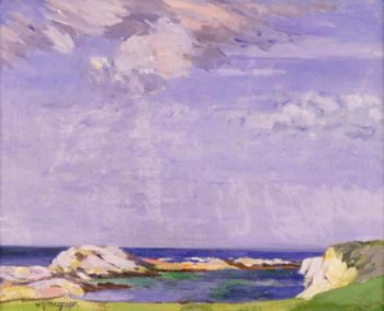 Near St Andrews | William York MacGregor | oil painting