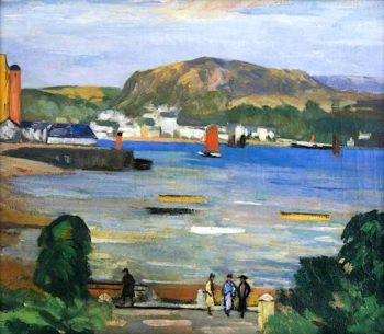 Oban Bay | William York MacGregor | oil painting